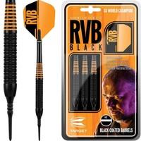 Target Raymond van Barneveld RVB Black Brass Soft Tip