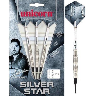 Unicorn Jelle Klaasen Silverstar 80% Soft Tip