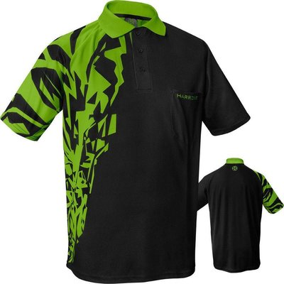 Harrows Rapide Green Dartshirt
