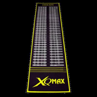 XQMax Check Out Dartmat Green/Black