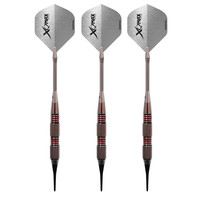 XQMax Darts XQMax Nickel Plated Dart Set Soft Tip