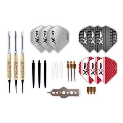 XQ Max Brass Darts Gift Set