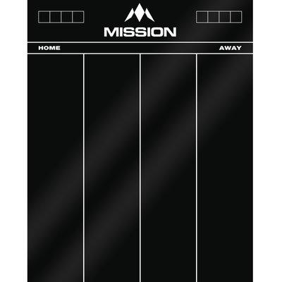 Mission Acryl 501 50x40cm Heavy Duty Scoreboard