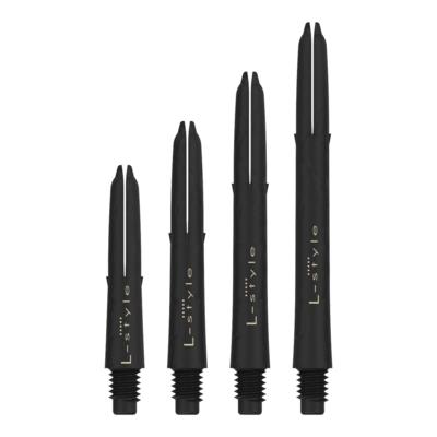Tiges L-Style Laro Carbon Black
