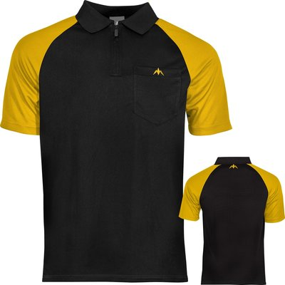 Mission Exos Cool SL Black & Yellow