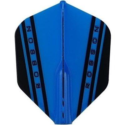 Bull's Robson Plus Ailettes Std.6 V - Blue