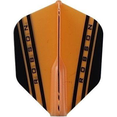 Bull's Robson Plus Ailettes Std.6 V - Orange