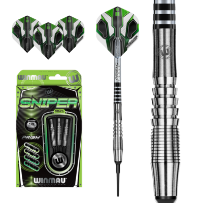 Winmau Sniper 90% Soft Tip 18g