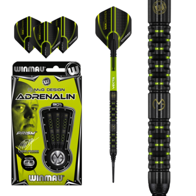 Michael van Gerwen Adrenalin 90% Soft Tip