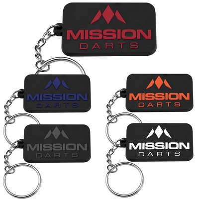 Mission Logo Keyring