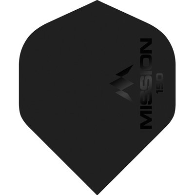 Mission Logo Std No2 Black - 150 Micron