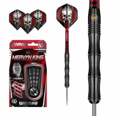 Winmau Mervyn King 90% PVD Grip
