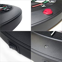 GranDarts Cible GranBoard 3S Green Smartboard