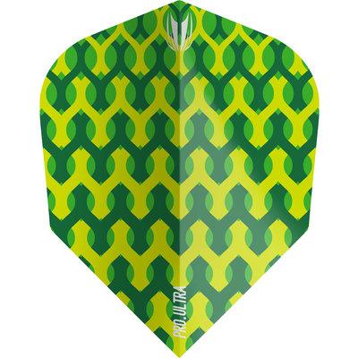 Target Fabric Green TEN-X