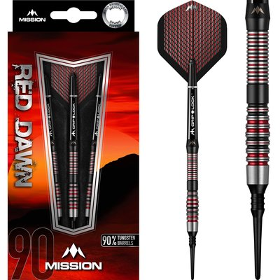 Mission Red Dawn M4 90% Soft Tip