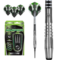Winmau Winmau Sniper 90% Soft Tip 18g