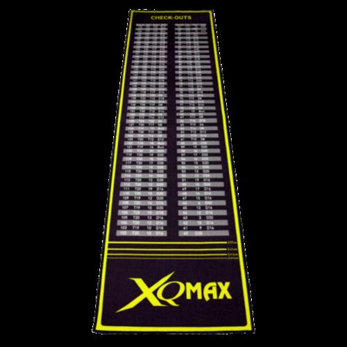 XQMax Darts Tapis XQMax Check Out Green/Black
