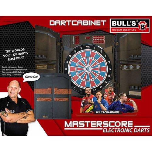 Bull's Germany Cible Flechette Electronique BULL'S Master Score RB Sound