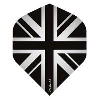 Ruthless Ruthless R4X Union Jack Ailettes Black