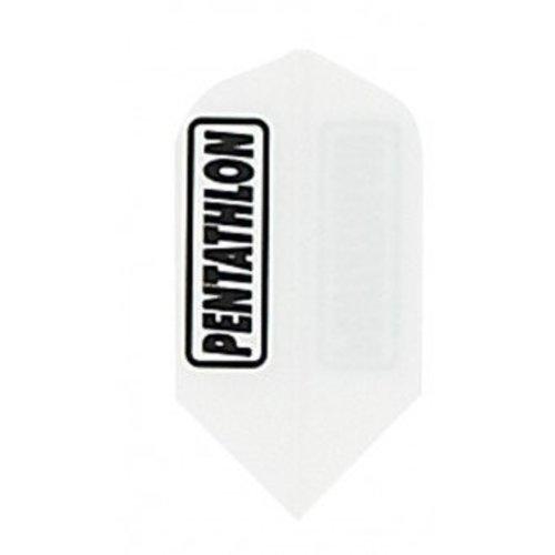 Pentathlon Pentathlon Slim Solid White