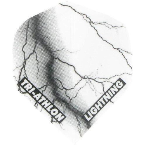 McKicks McKicks Tri-Athlon Lightning Ailettes White