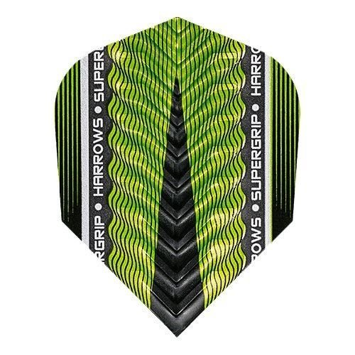 Harrows Harrows Supergrip X Green