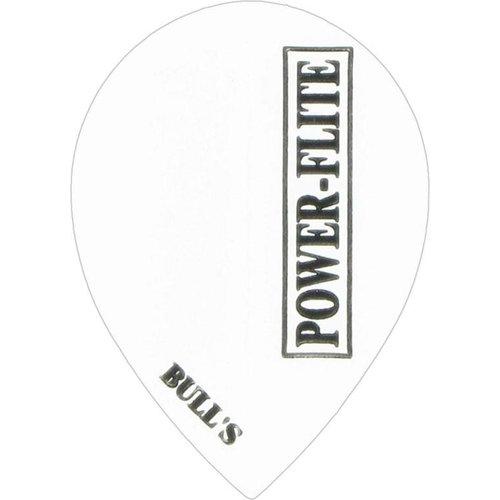 Bull's Bull's Powerflite - Pear Solid White
