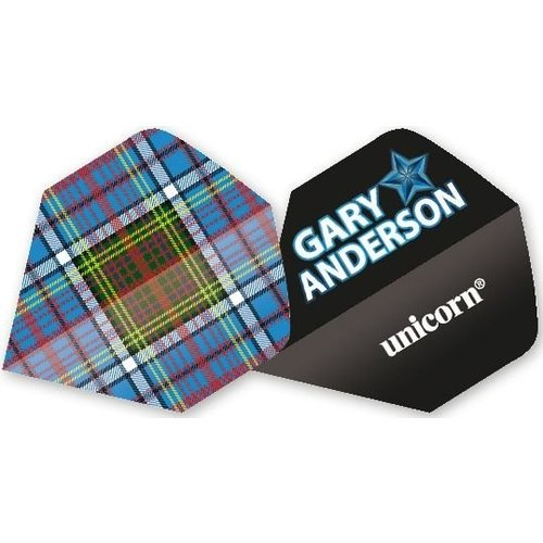 Unicorn Authentic Gary Anderson Shirt Ailettes
