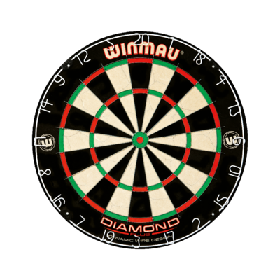 Cible Winmau Diamond