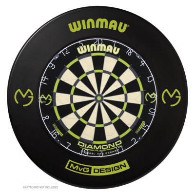 Winmau Surround MvG Impression