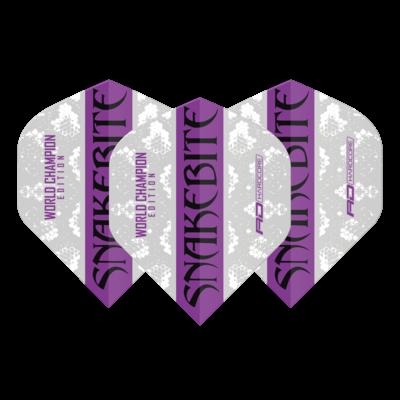 Snakebite World Champion 2020 Grey Ailettess