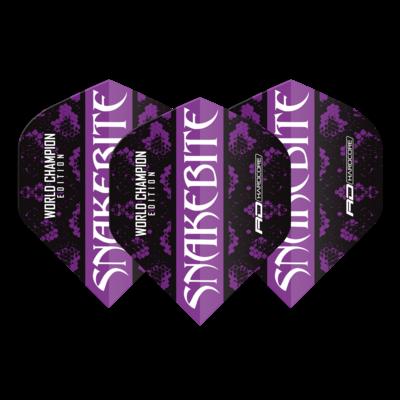 Snakebite World Champion 2020 Black Ailettess