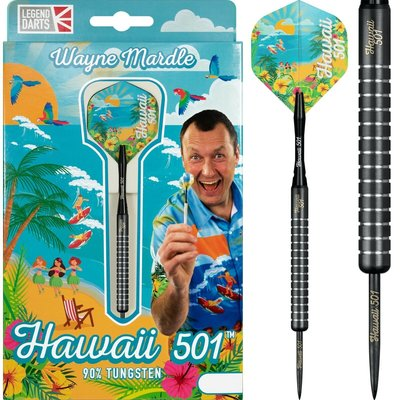 Wayne Mardle Hawaii 501 90% Black