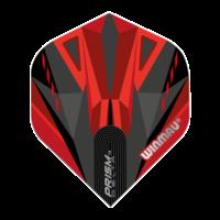 Winmau Winmau Prism Delta Black & Red