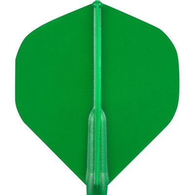 Cosmo Darts - Fit Ailettes Green Standard