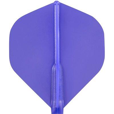 Cosmo Darts - Fit Ailettes Dark Blue Standard
