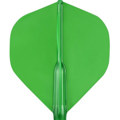 Cosmo Darts - Fit Ailettes AIR Green Standard