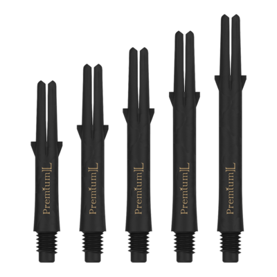 Tiges L-Style Premium Carbon Black
