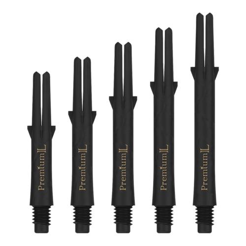 L-Style Tiges L-Style Premium Carbon Black