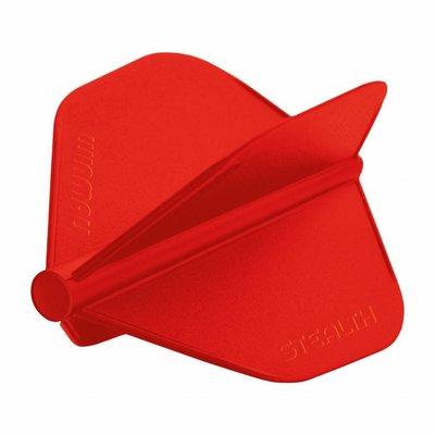 Winmau Stealth Flights Red