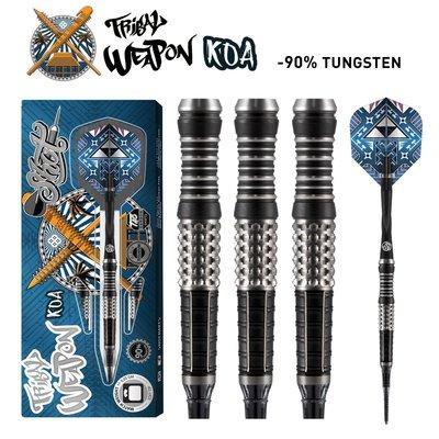 Shot Tribal Weapon Koa 90% Lippoint Soft Tip