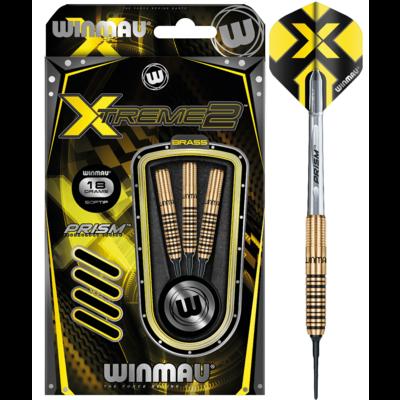 Winmau Xtreme2 - 1 Brass Soft Tip