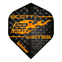 Winmau Ailette Winmau Scott Waites Black