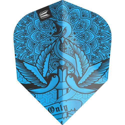 Target Ailette Target Ink Pro Ultra Blue NO6