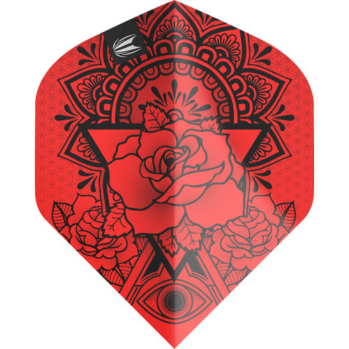 Target Ailette Target Ink Pro Ultra Red NO2