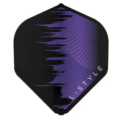 Ailette L-Style Champagne L1 EZ David Evans Purple