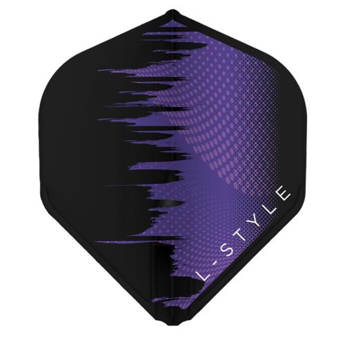 L-Style Ailette L-Style Champagne L1 EZ David Evans Purple