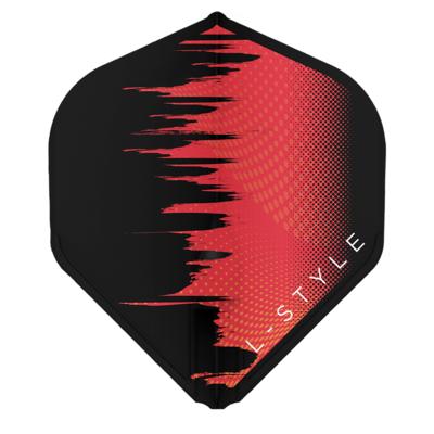 Ailette L-Style Champagne L1 EZ David Evans Red