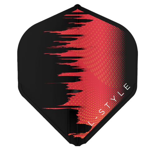 L-Style Ailette L-Style Champagne L1 EZ David Evans Red