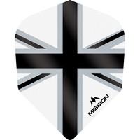 Mission Ailette Mission Alliance-X 100 White & Black NO6